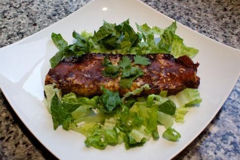 Enchiladas with Colorado sauce