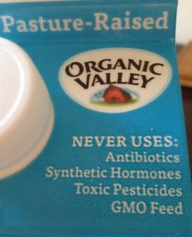 organic living milk