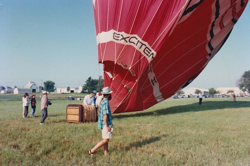 HerbFest ballon