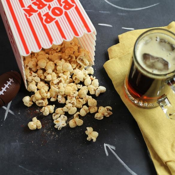 Spicy Buffalo Popcorn