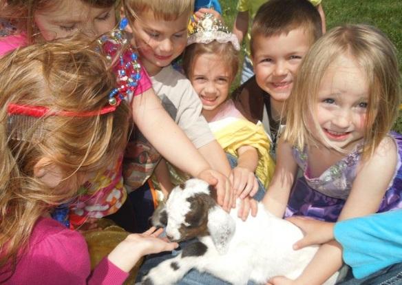 Frontier onsite childcare