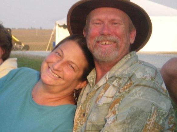 Dave and Kathy at I-Renew