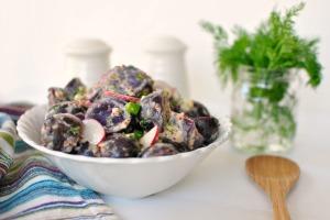 Simply Organic potato salad
