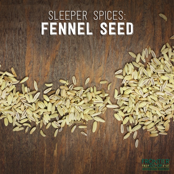 Frontier Co-op fennel seed
