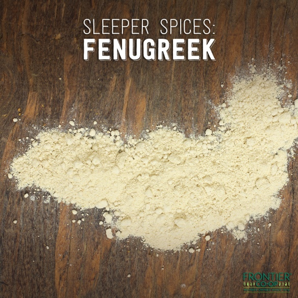 Frontier fenugreek